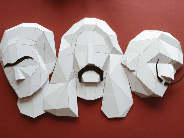 Relief Faces-Papier Artelier (©DR)