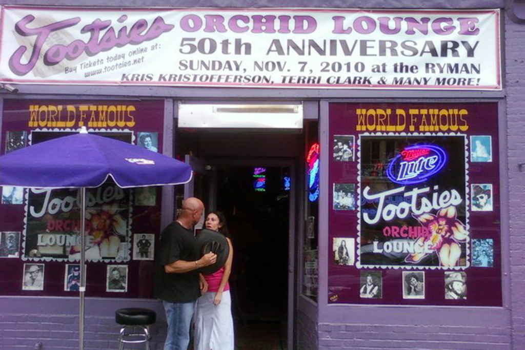 Tootsie's World Famous Orchid Lounge