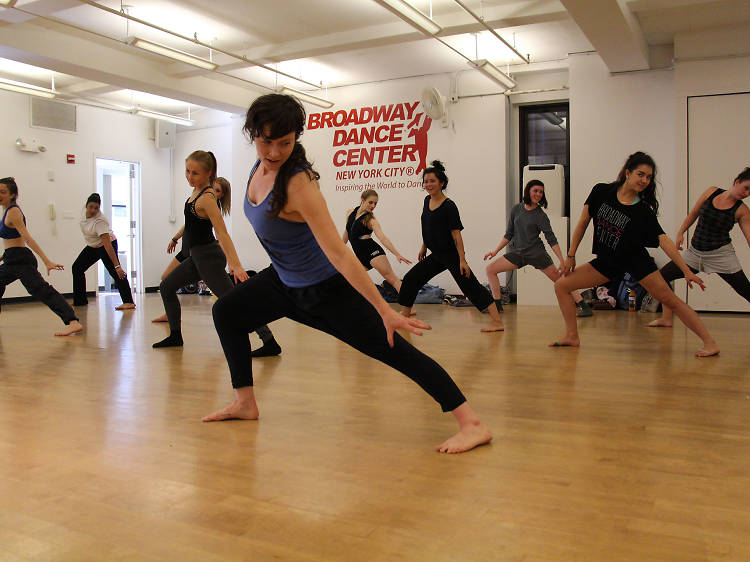 Check out the best dance classes NYC has to offer