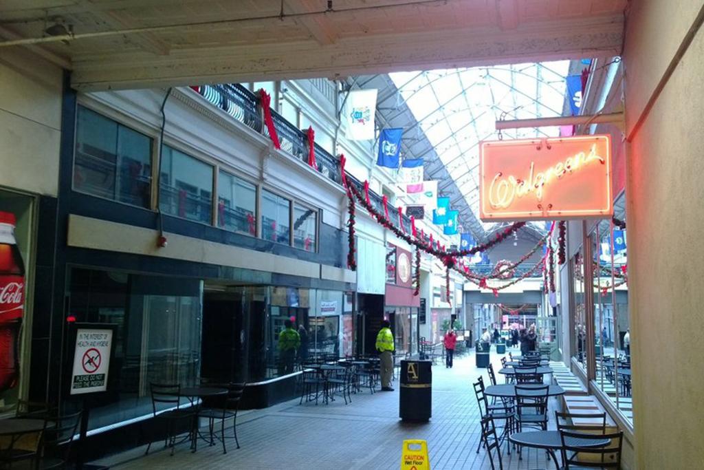 The Historic Arcade