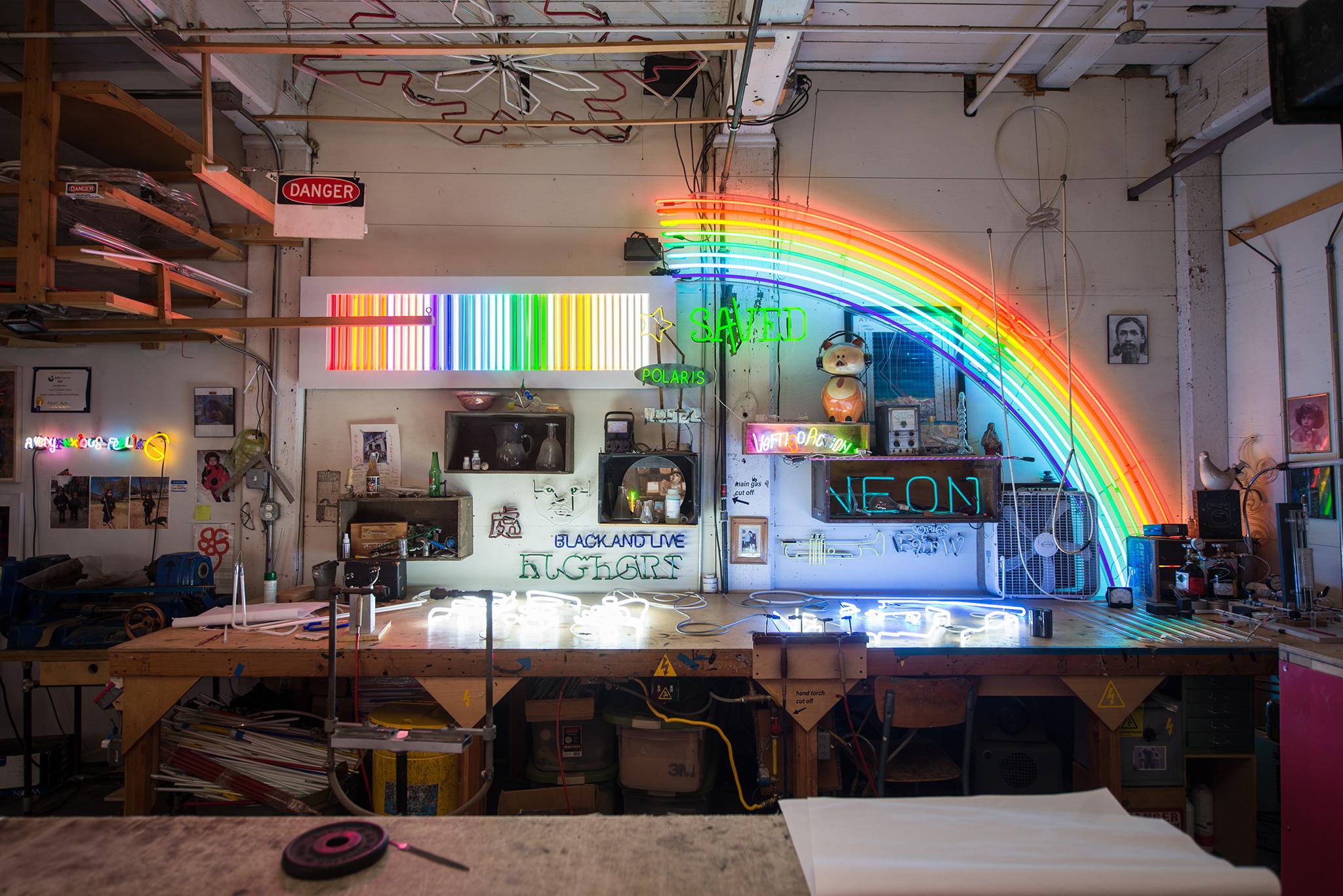 Lite Brite Neon Studio