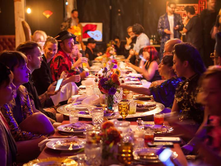 Disco Dining Club