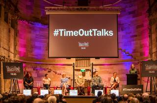 Panel at Time Out Talks 2, Going Native