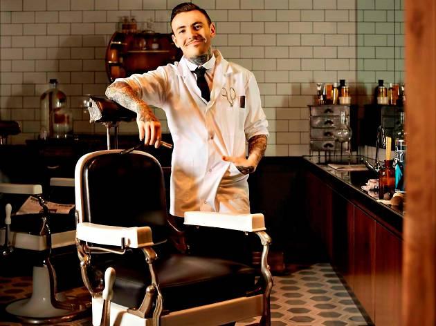 QT Sydney Barber