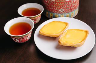 Tong Heng egg tart