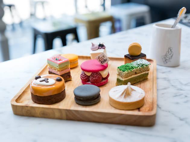 LuxBite pastries