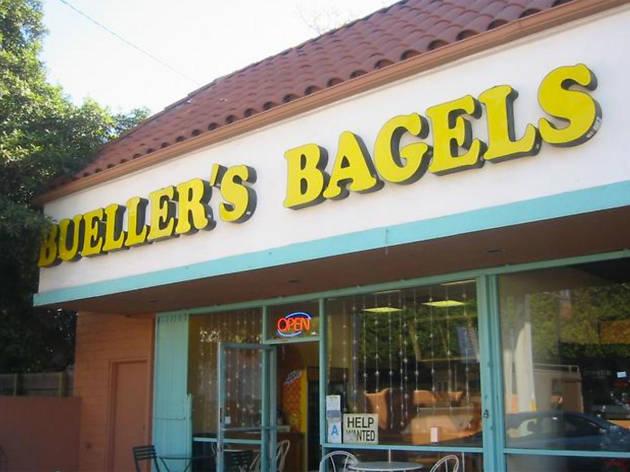 Bueller's Bagels