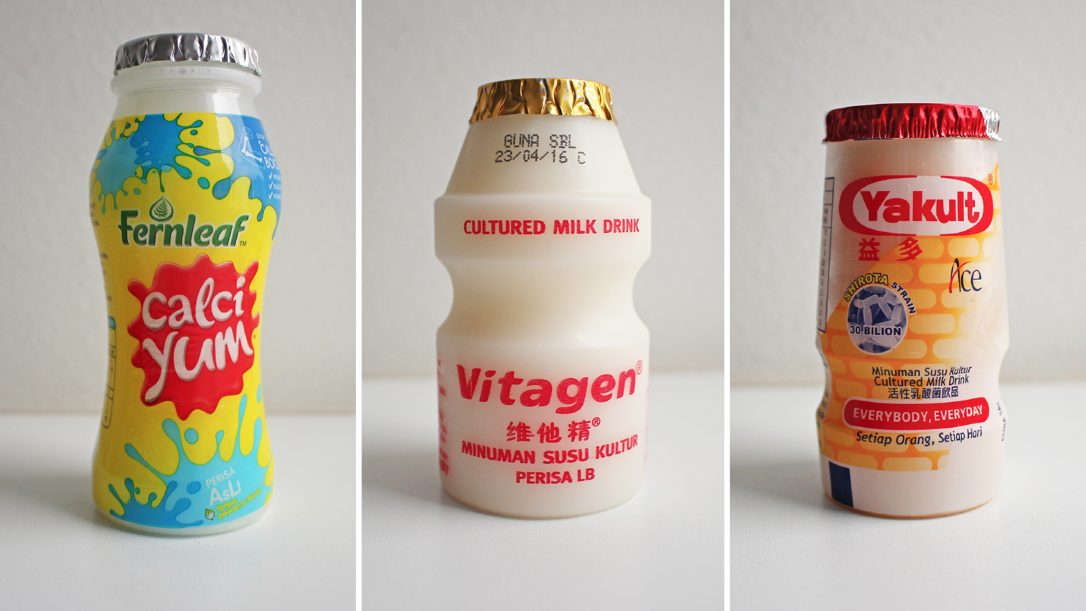 Battle Of The Cultured Milk Drinks