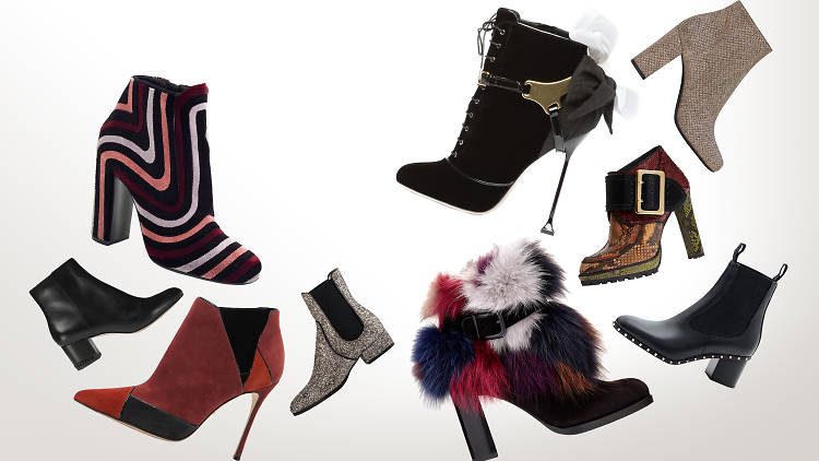217, shoes, booties