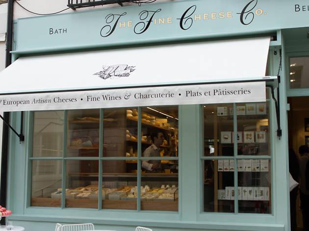 The Fine Cheese Co, Belgravia, 2016