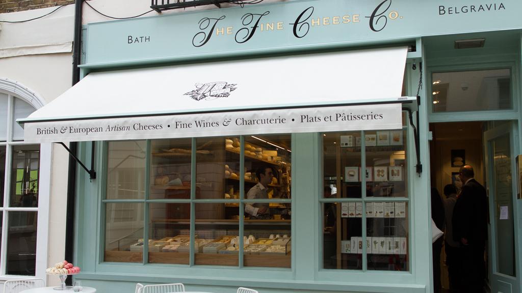 The Fine Cheese Co Belgravia