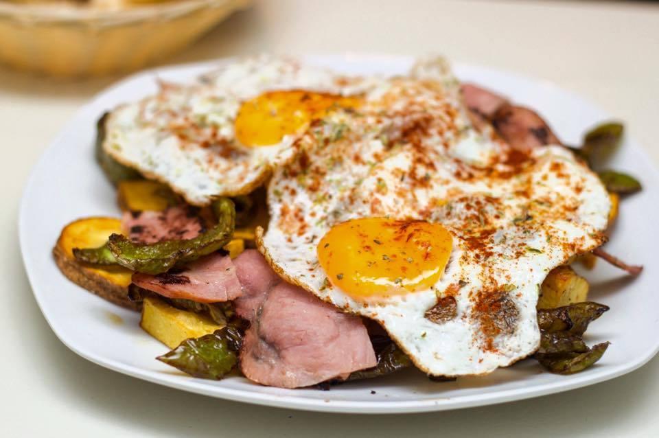 12 formas diferentes de comerte un huevo en Madrid