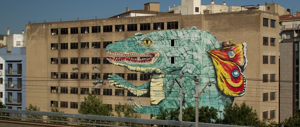Girona's best street art