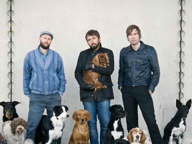 Peter Bjorn and John en el Corona Capital
