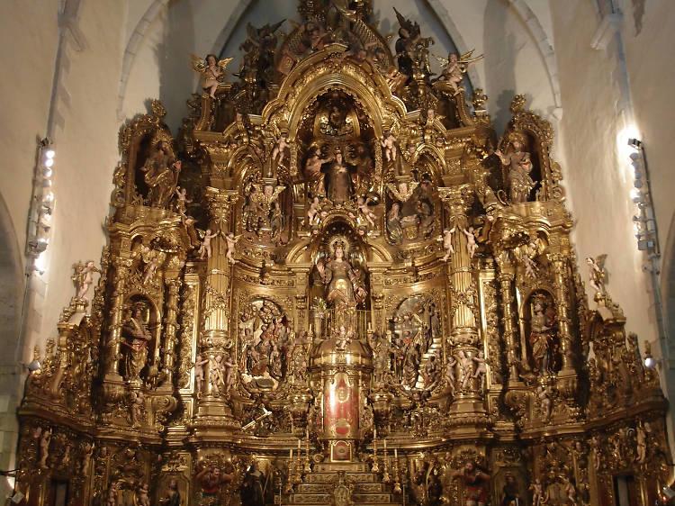 Església  Santa Maria de Cadaqués