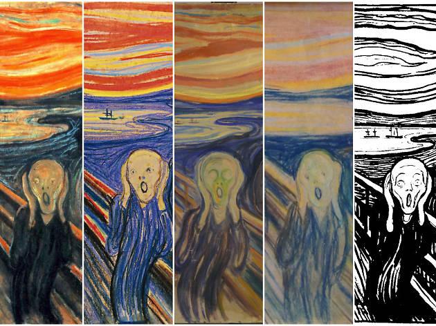 5 Choses A Savoir Sur Une Oeuvre D Art Le Cri D Edvard Munch