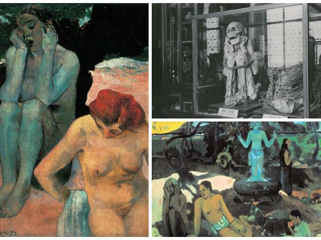 momie munch gauguin