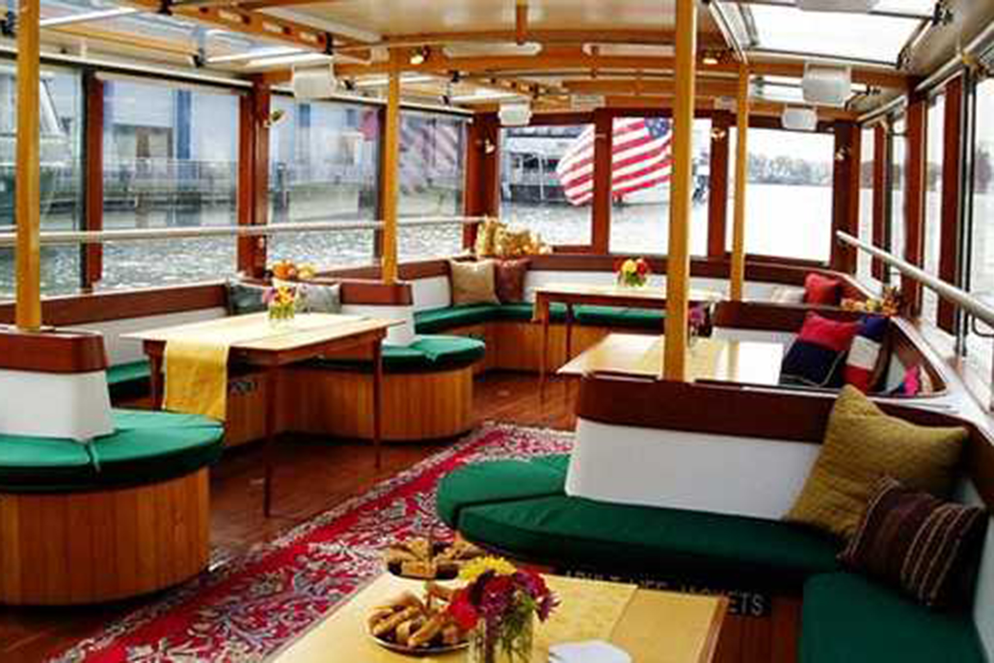 Fall Foliage Brunch Cruise