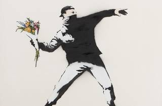(Artwork: Banksy)
