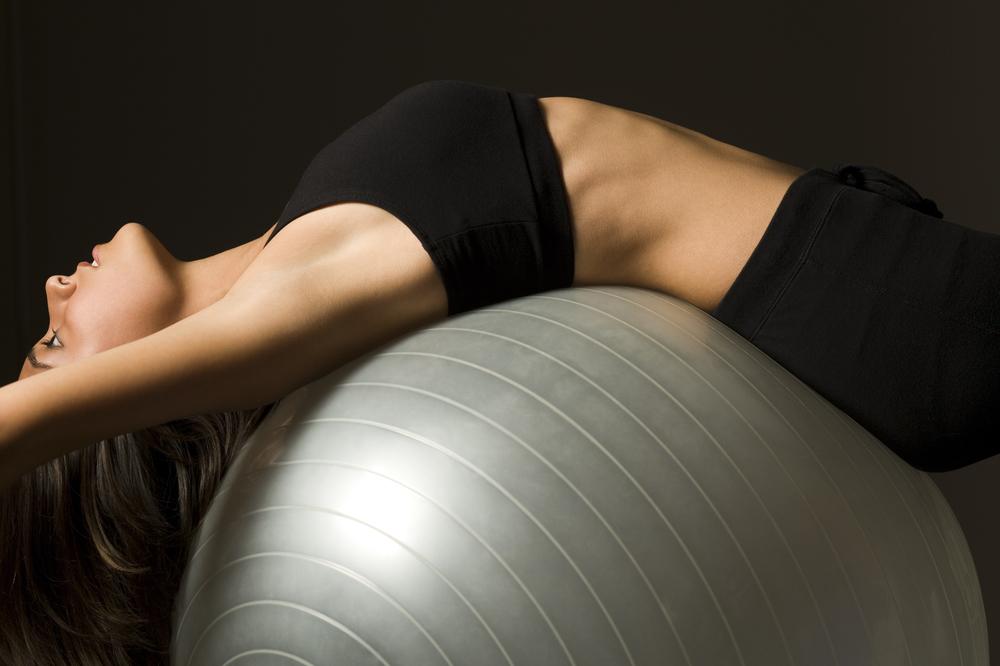 Pilates a 40º