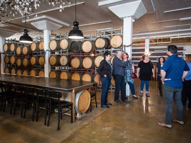 Cellar doors, breweries and distilleries in NSW can start tours and tastings from June 1