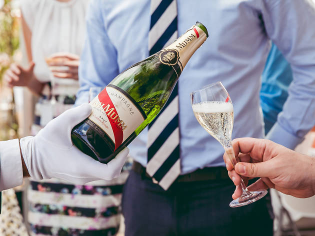 Melbourne Cup - Keystone group