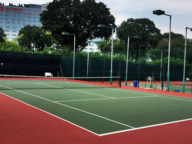 Jurong Country Club
