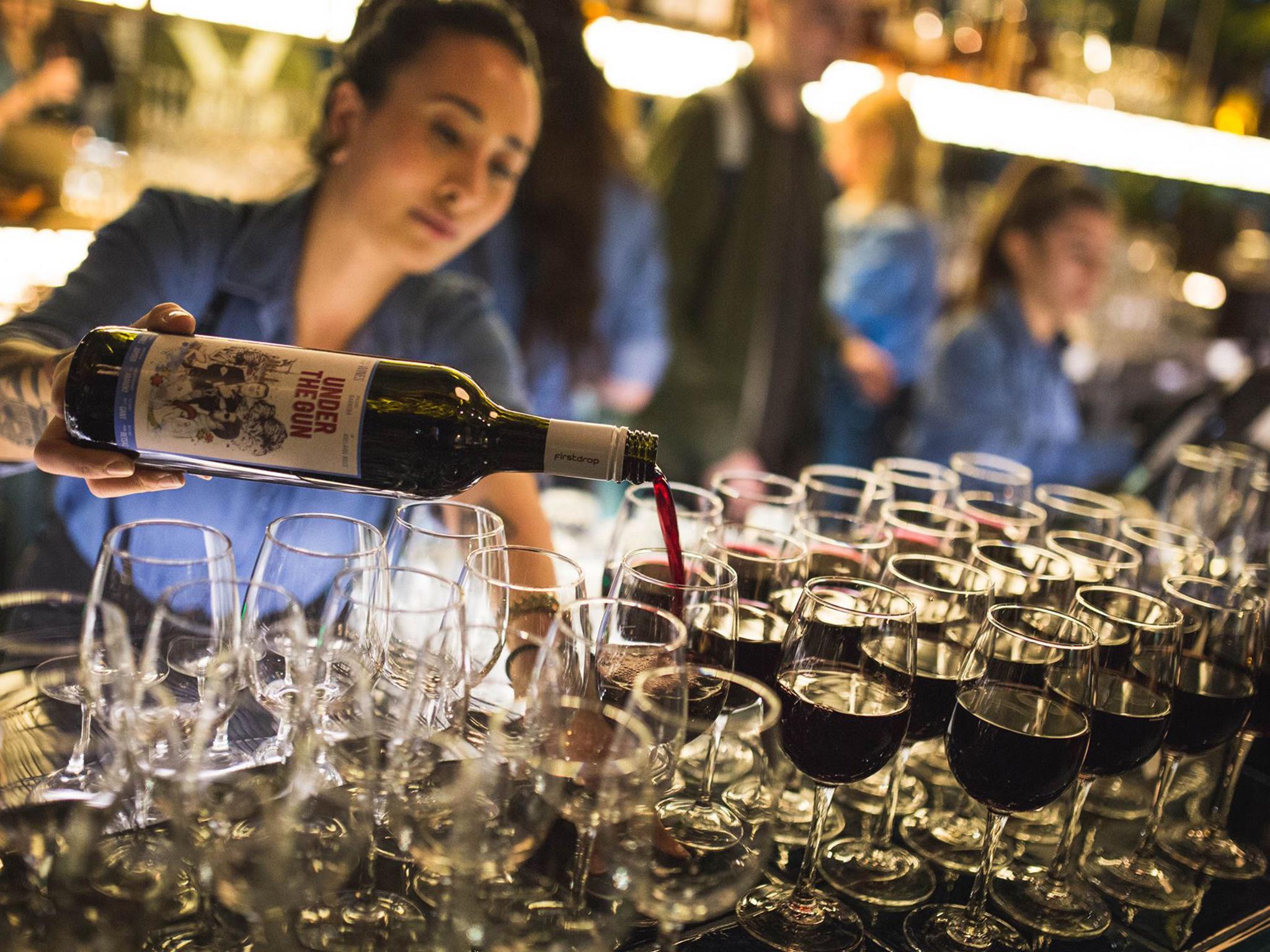 The Wine Workshops: Pepper Tree and Briar Ridge Vineyard