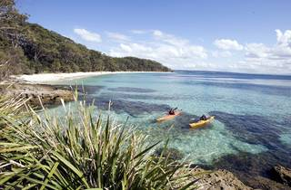 (Photograph: Jervis Bay Kayaks)