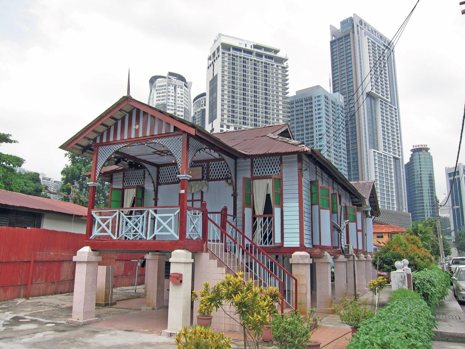 Best Bits Of Kl Jalan Raja Muda Musa In Kampung Baru