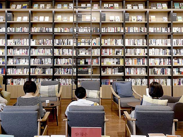 책 읽는 서울 메인