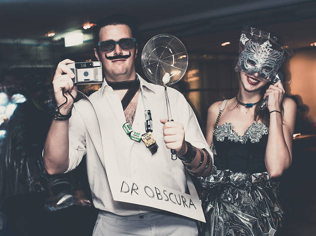 Duddell's The Royal Society of Explorers and Anthropologists Annual Masked Ball