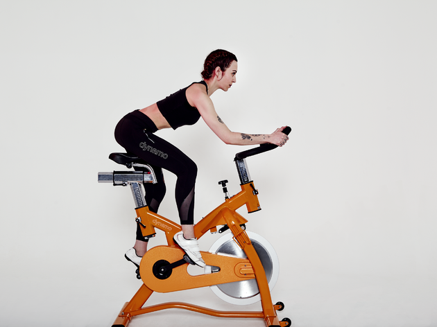 Dynamo spin - best fitness classes in Paris