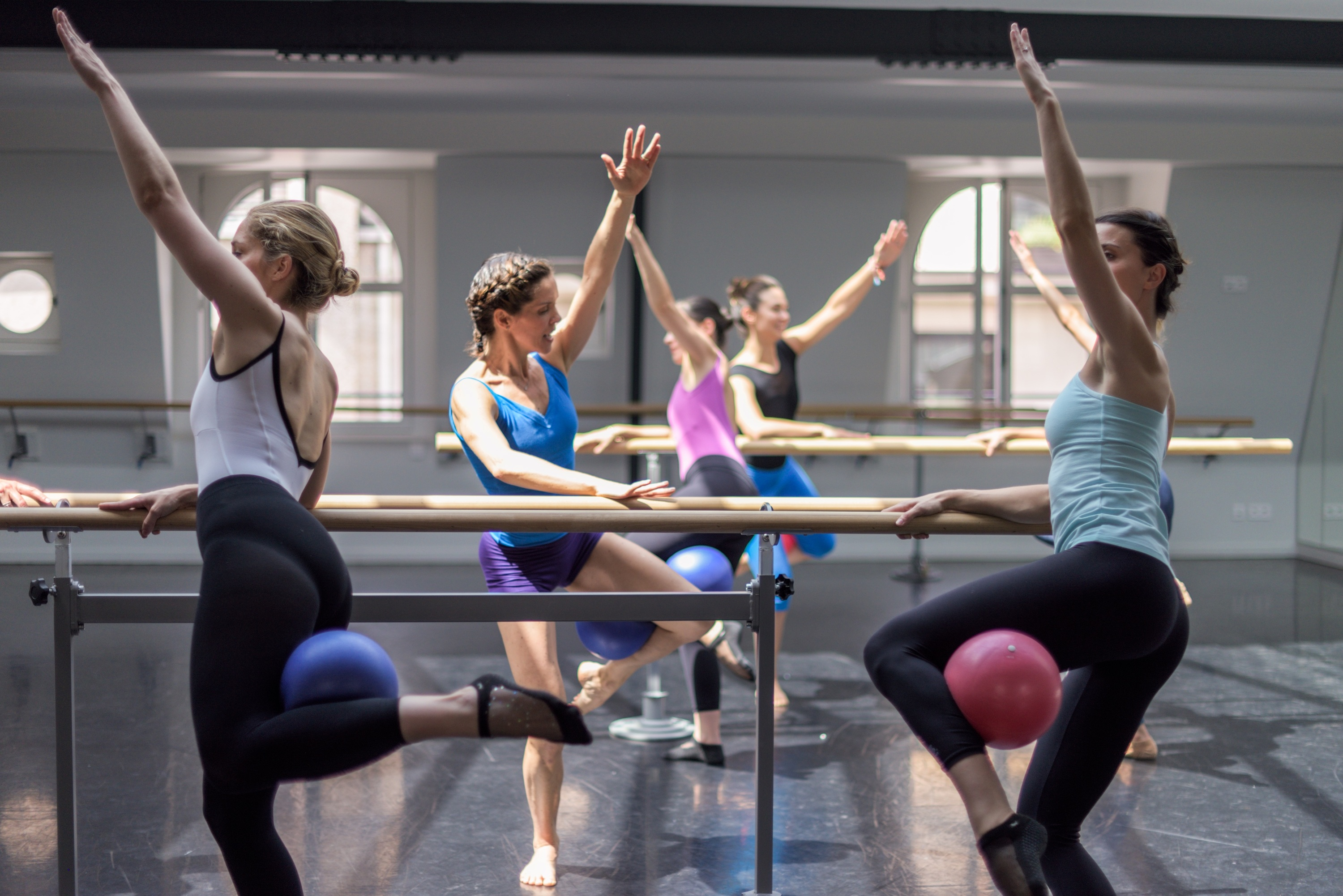 Barre Fitness at BarreShape