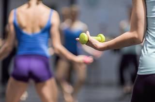 Best fitness classes in Paris - BarreShape