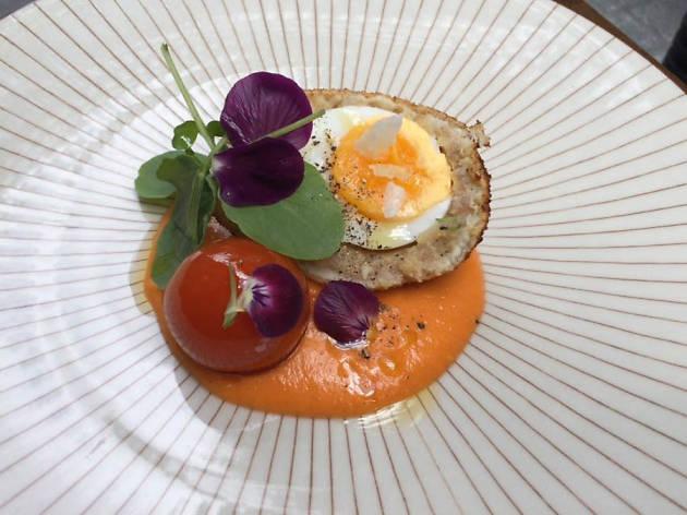 Scoth Egg: La Malaje
