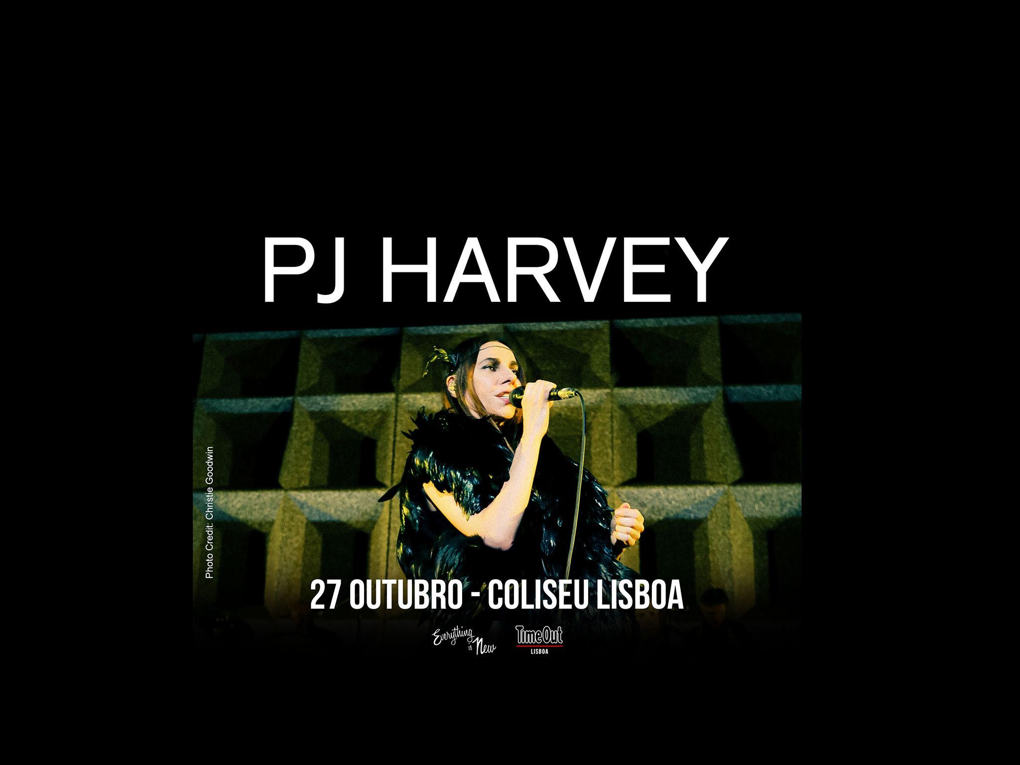 Concerto PJ Harvey