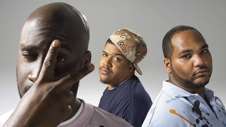 De La Soul + Method Man et Redman