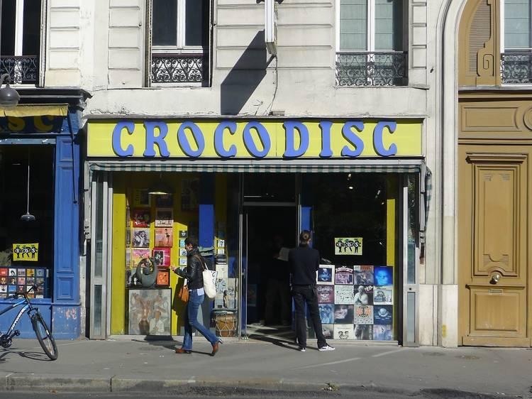 Crocodisc