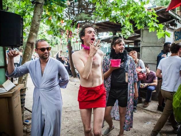 Electro d'bal à la Ferme du Bonheur : Sainte Pélagie