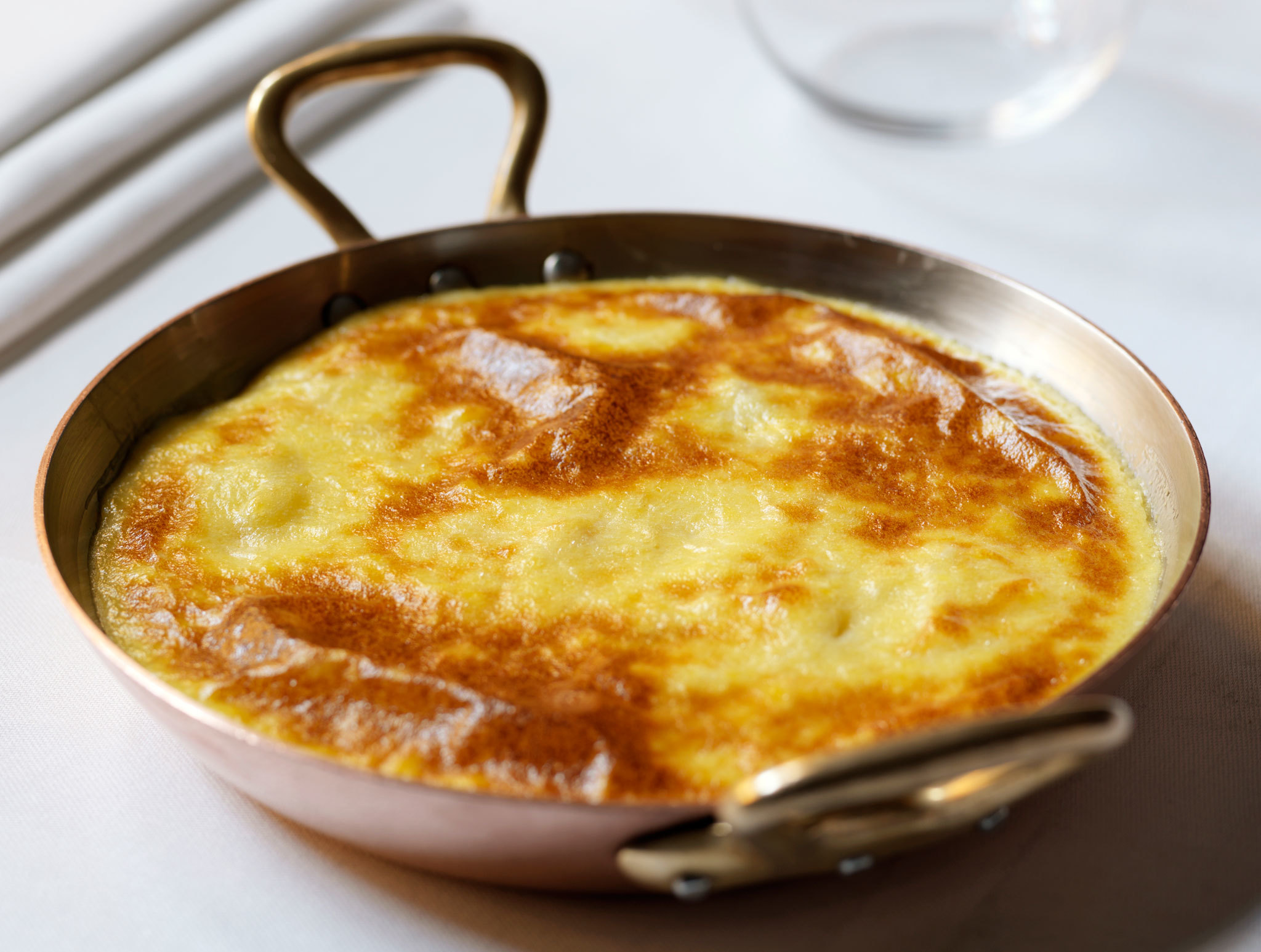 London's most historic dishes - Omelette Arnold Bennett, Savoy Grill