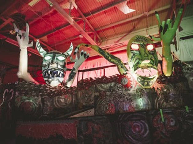 Have an extremely metal Halloween with GWAR at HalloWolfbat