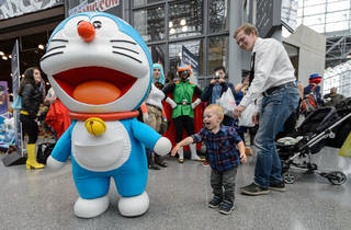 The best costumes from Day One of New York Comic Con