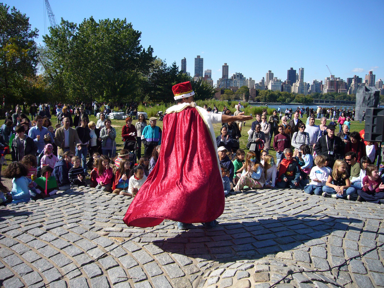 Halloween Harvest Festival at Socrates Sculpture Park
