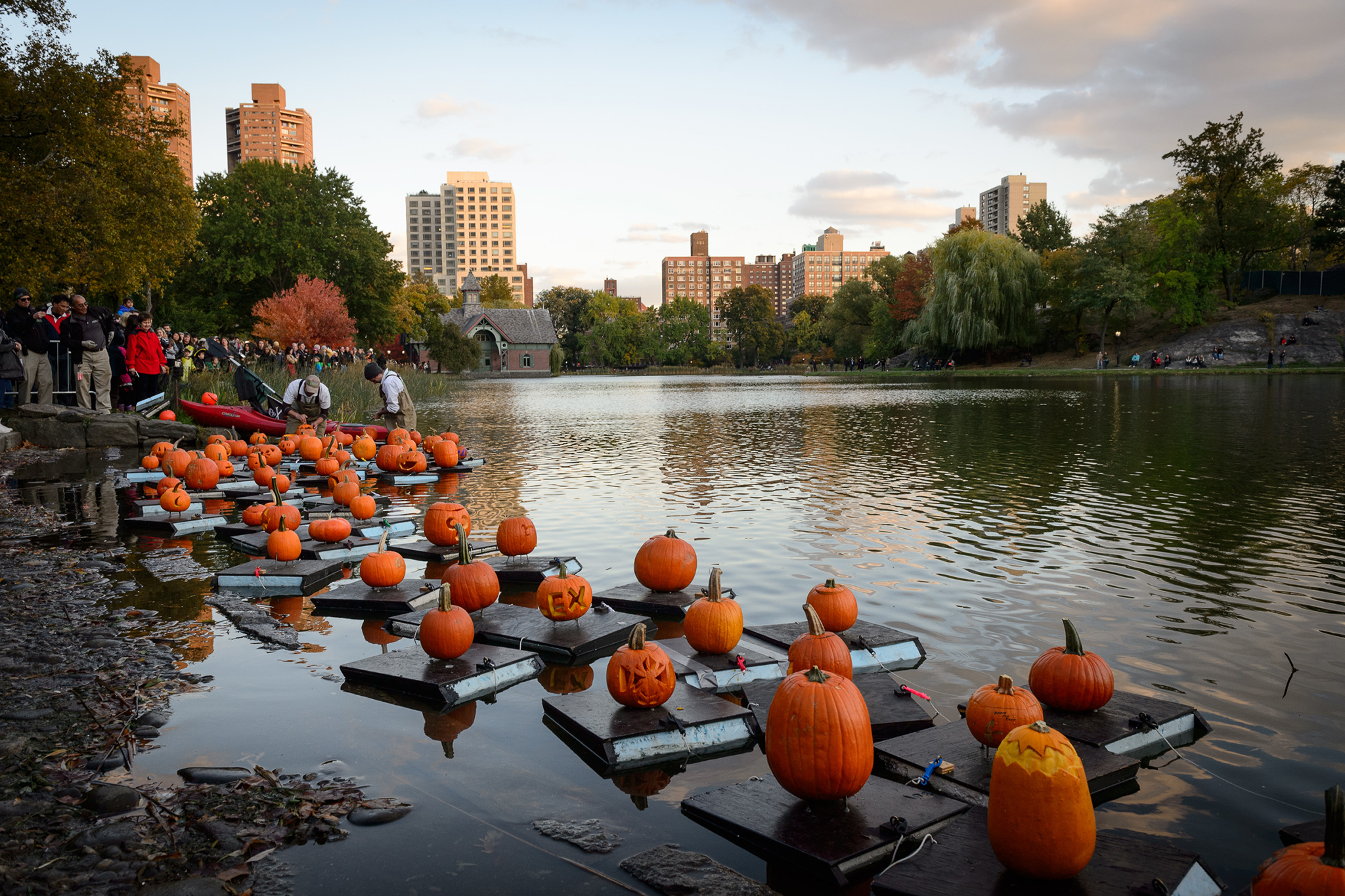 The best Halloween festivals in New York