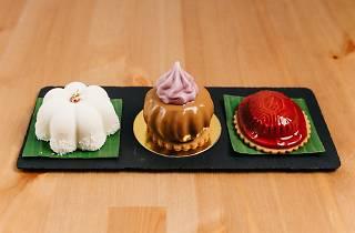 Non Entrée Desserts
