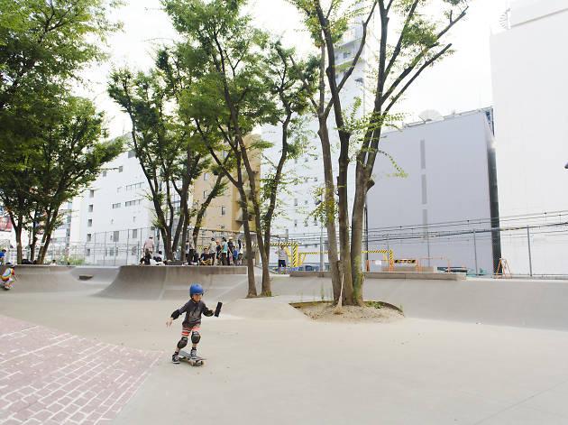 Miyashita Skate Park