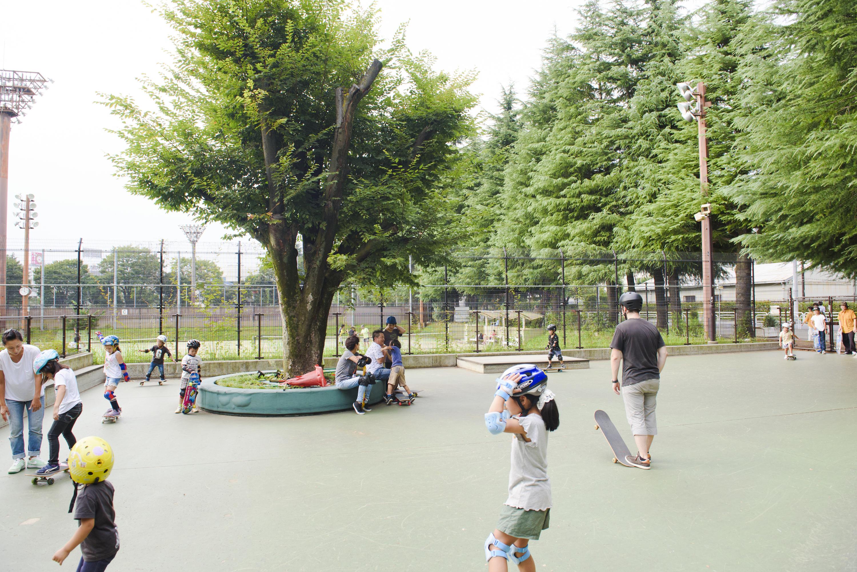 Setagaya Skate Park