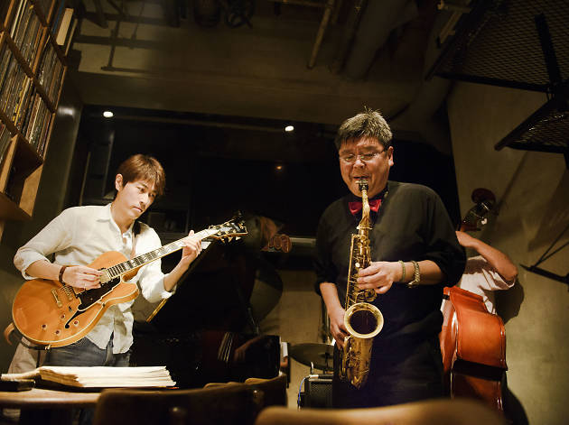 Six of the best Tokyo area jazz joints