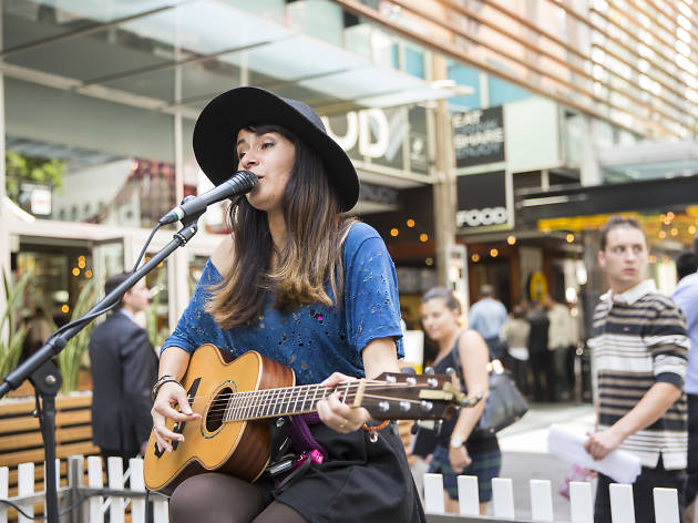 Win a VIP experience at the Battle of the Busker
